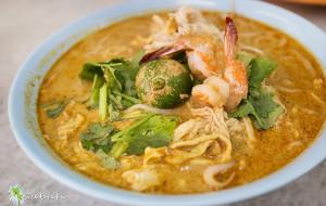 马来西亚美食-怡丰茶室