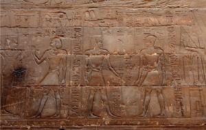 【埃及图片】露天博物馆——卢克索神庙