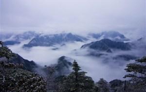 四川娱乐-西岭雪山风景区