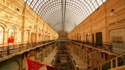 莫斯科景点-古姆国立百货商店(GUM)
