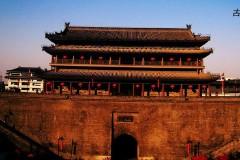13代定都—1100多年的西安古城