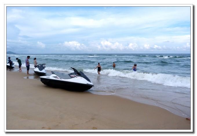 三,阳江海陵岛:大角湾,东岛海滩,东方银滩,北洛湾风景