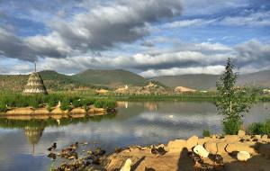 【乡城图片】#消夏计划#游走在香格里拉-端午稻城亚丁梅里