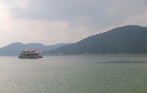 【松花湖图片】游青山绿水,看乌拉江城——记吉林市内游