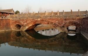 【漯河图片】小商桥:天下第一石拱桥