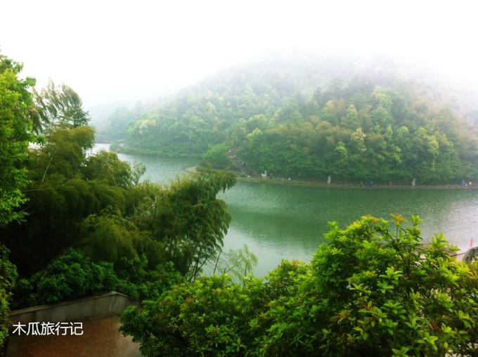 绍兴梅园风景区