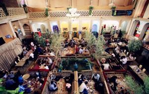 伊斯法罕美食-Abbasi Teahouse & Traditional Restaurant