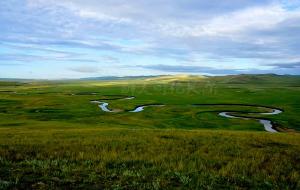 【兴安盟图片】大美呼伦贝尔阿尔山2015年8月小布丁和三姐妹草原游