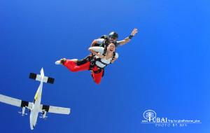 【阿布扎比图片】Jump for your dream—可恨的迪拜土豪之旅(含跳伞、自驾、直升机、冲砂等干货)