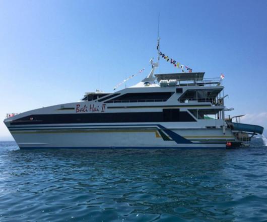 ii豪华双体帆船,是蓝梦岛出海游最好的船型之一