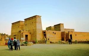 【埃及图片】埃及之旅(1)---菲莱神庙、阿布辛贝神庙、科翁坡神庙