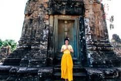 【圆梦之旅】暹粒Siem Reap~在时嫌弃,分别后想念(含大量印度神话故事+高清美图)