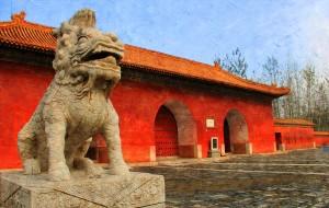 【正定图片】彼岸的叹息——正定寺塔 河北省博物院 清西陵