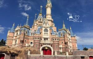 【上海迪士尼度假区图片】Disney,点亮你的童话梦——10月上海迪士尼乐园亲子游园记(带娃的实用攻略)