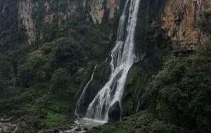 【曲靖图片】滇东黔西之旅---兴义篇:马岭银瀑随风落,峰林黄花烟雨中