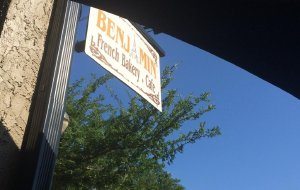 奥兰多美食-Benjamin French Bakery Cafe