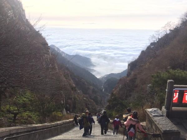 天气预报泰山景区-泰山游记