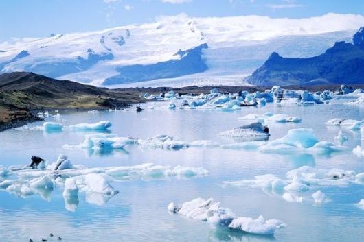 冰岛 南海岸杰古沙龙冰川湖一日游(雷克雅未克出发)