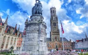 【布鲁日图片】遇见另一个欧洲的春夏秋冬——布鲁日,阿姆斯特丹,慕尼黑,三十天比荷德瑞意五国大暴走(上)