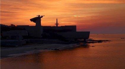 刘公岛风景区是中日甲午战争纪念地