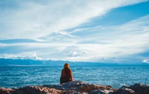 【巴松措图片】踮起脚尖即可触摸天堂——西藏丨拉萨-山南环线-纳木错の九天自由行