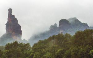 【肇庆图片】烟雨四月,赴一场与广东的约会,更美的风景总在下一站