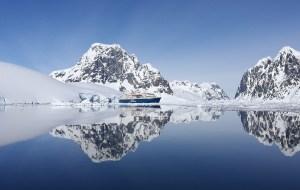 【南极半岛图片】登陆第七大洲