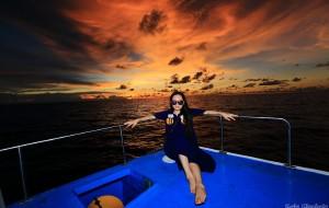【亚庇图片】旅行需要慢下来 - 关于沙巴亚庇吃的那点事,腻不够的环滩岛