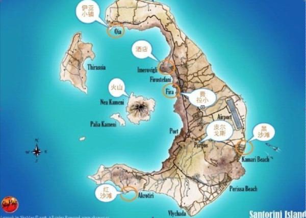 oia地图