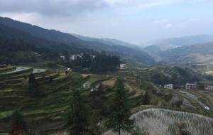 【堂安图片】堂安侗寨的梯田徒步