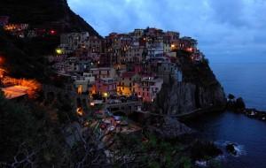 【五渔村图片】海边五渔村  雨中比萨城——意大利自由行之三
