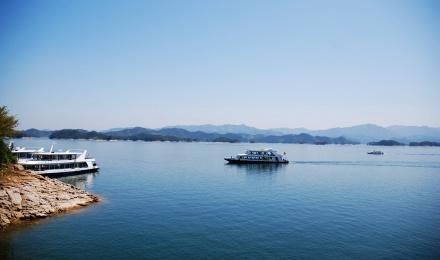 千岛湖中心湖区门票+船票+梅峰观岛往返缆车(票型多选