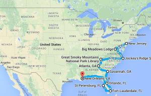 【新奥尔良图片】65天环美独自旅行之 day18 新奥尔良!