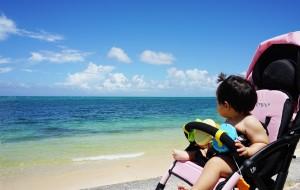 【冲绳图片】带着香香看世界——日本冲绳亲子游生日旅行附租车自驾攻略购物攻略