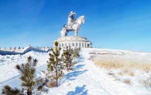 【乌兰巴托图片】乌兰巴托,2011冬