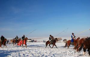 【乌拉特前旗图片】乌梁素海冬季旅游 乌梁素海冰雪节是个好去处