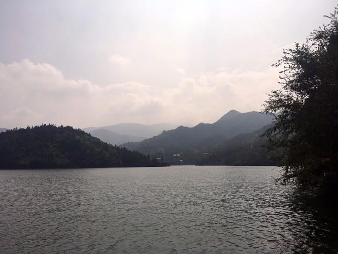 衢州九龙湖(相思岛-太阳岛-月亮岛)