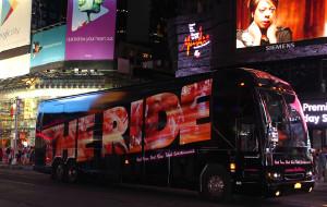 纽约娱乐-THE RIDE 街头表演秀