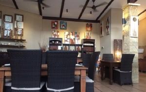 兰卡威美食-复古海滨餐厅