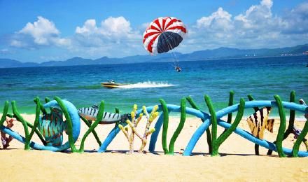 三亚西岛海洋文化旅游区门票(海外桃源 多种套餐可选)