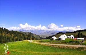 【伊犁图片】巴音布鲁克,那拉提大草原~~最美风光在新疆,新疆环游记之五~~