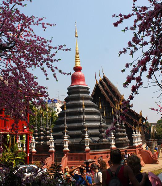 白庙是由泰国著名的画家