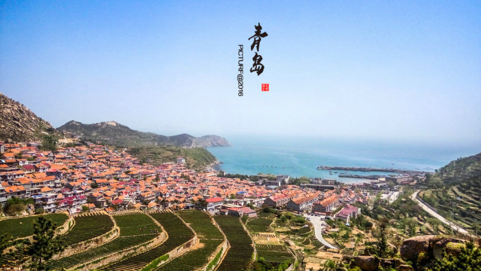 仰口风景区有许多奇峰异石,包括狮子峰,仙桃石,.