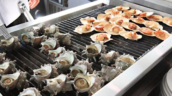 【超值美食】济州岛香格里拉海鲜自助餐
