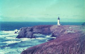 【美国西海岸图片】到灯塔去  —— 带着胶片和宝丽来相机游美国西北海岸