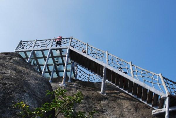 惠州玻璃桥风景区