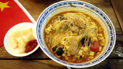 西安美食-老孙家饭庄(端履门店)