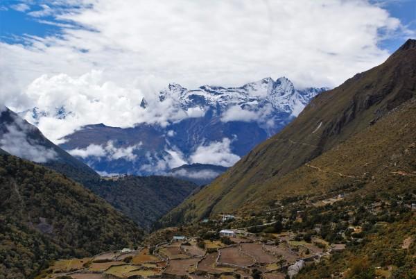 【尼泊尔】有些风景和远方,需要梦想和勇气——ebc主线 chhukhung ri
