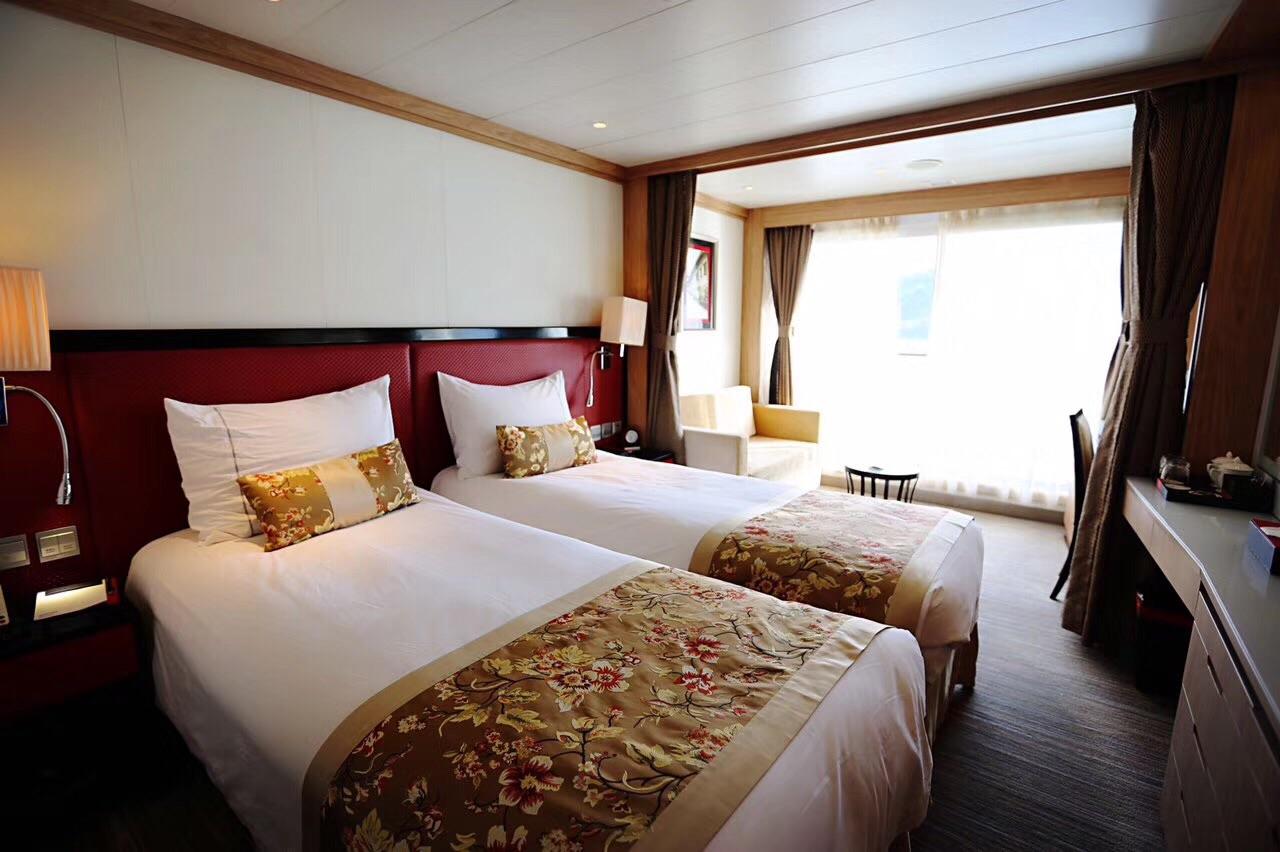 China yangtze river cruise