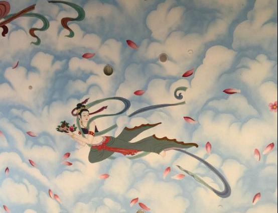 《丝路花雨》与《敦煌盛典》------蓦然回首间惊鸿一瞥